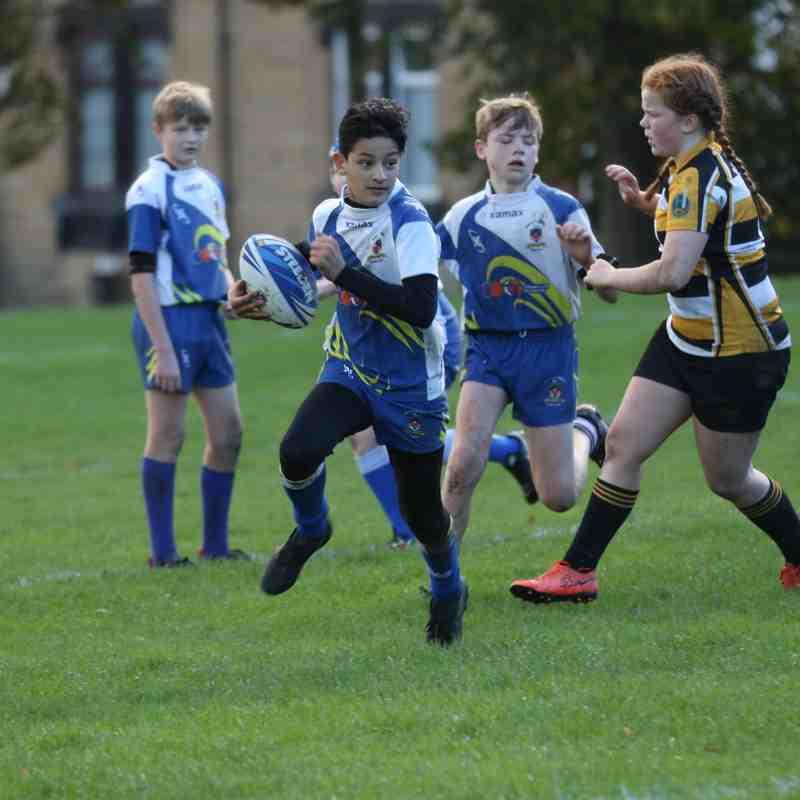 Batley Boys V Drighlington U11s 20.10.18