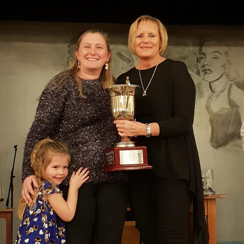 Malcolm Shuttleworth Outstanding Contribution Award