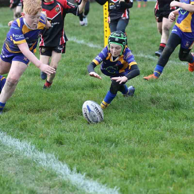 Batley Boys V Emley Moor U10s 02.03.19