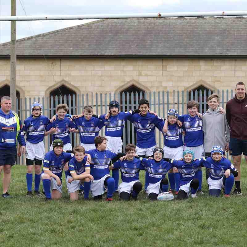 Batley Boys V Cas Panthers 02.03.19