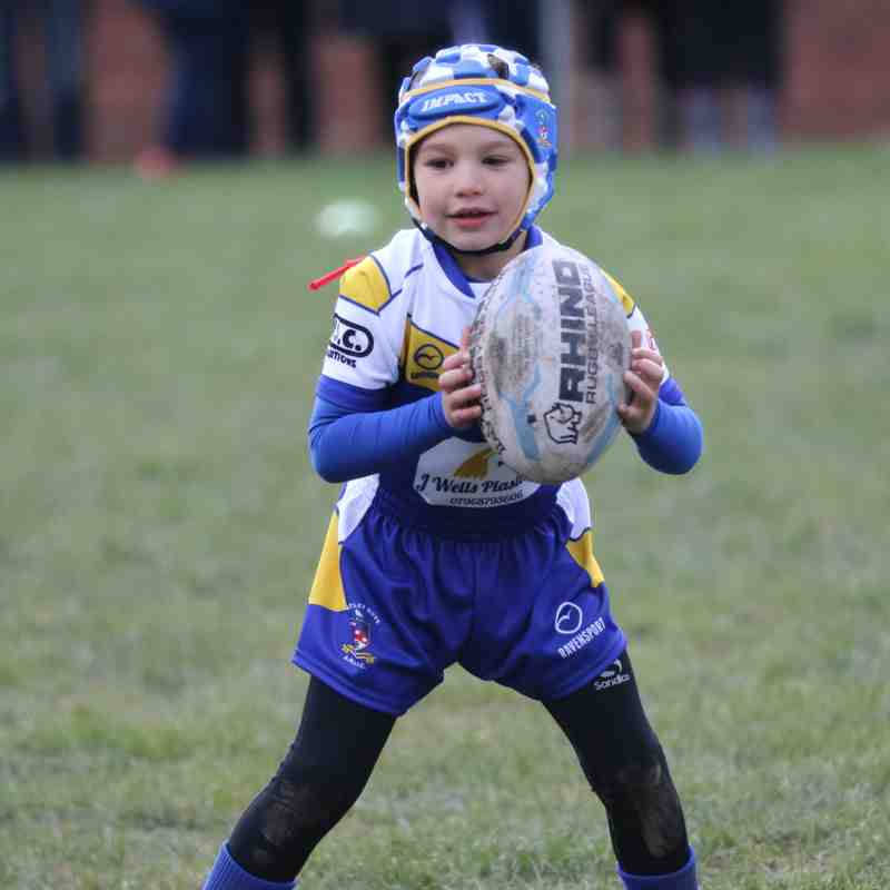Batley Boys V Sharlston Rovers U7s 17.03.19