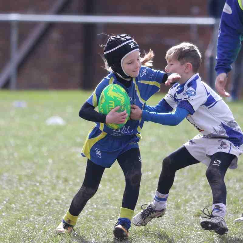 Batley Boys v Lock Lane U8s 17.03.19