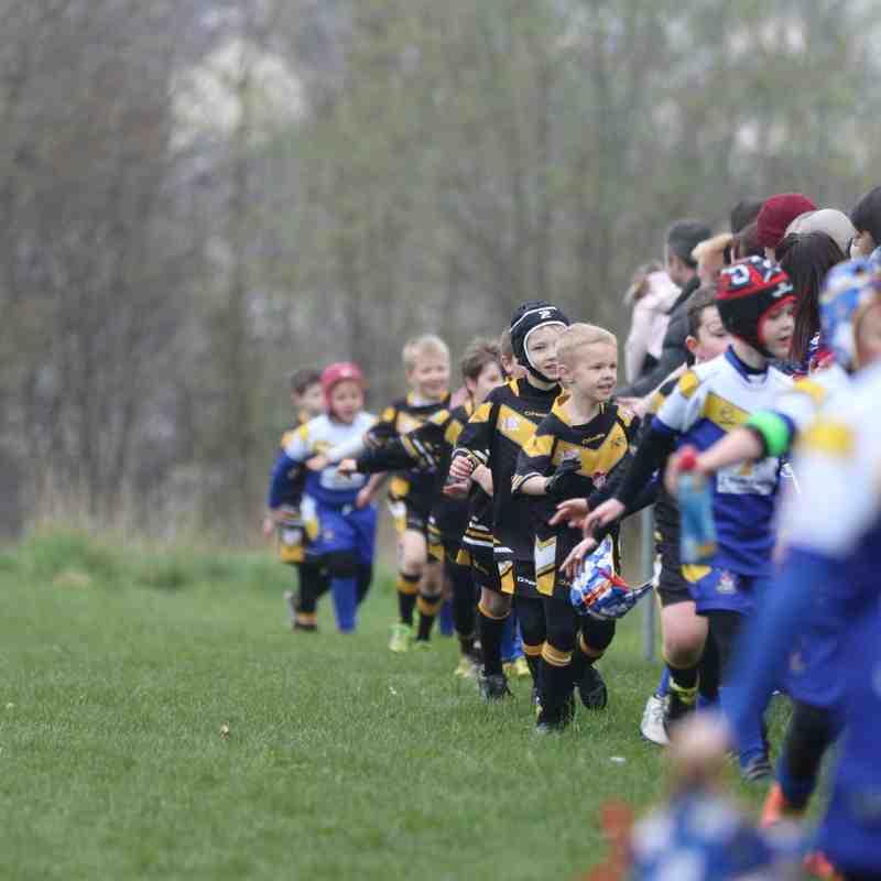 Batley Boys V Elland U7s 07.04.19