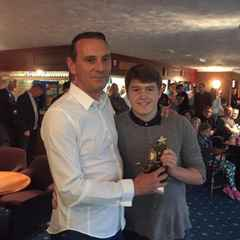 End of season presentation evening