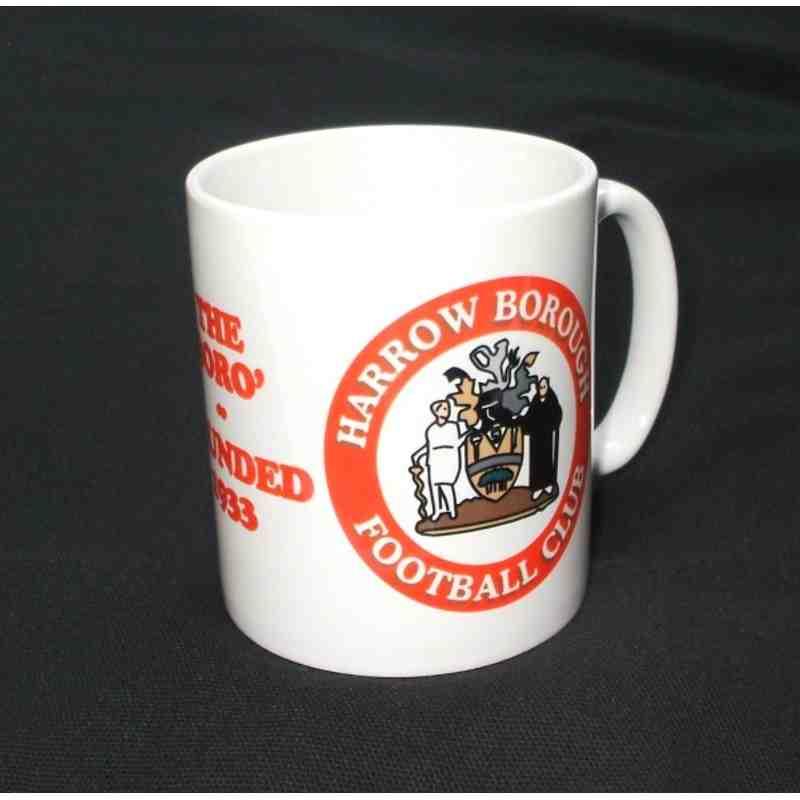 Mug with Club Crest