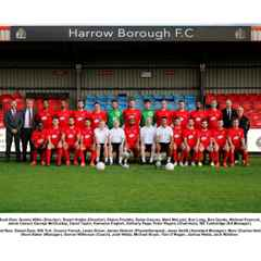 TONBRIDGE ANGELS 1   HARROW BOROUGH 0