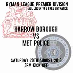 HARROW BORO 0  MET POLICE 0