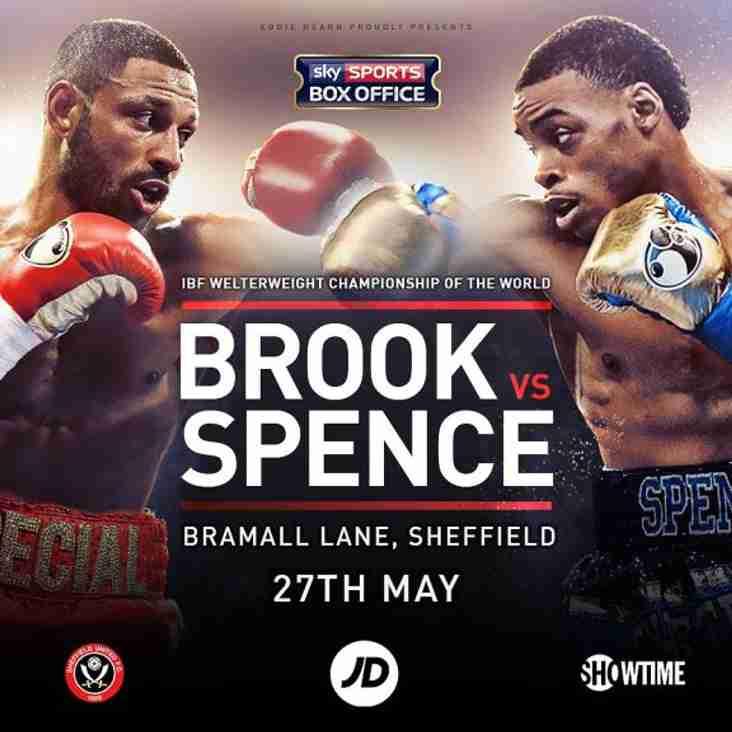 Fight Night Brook v Spence