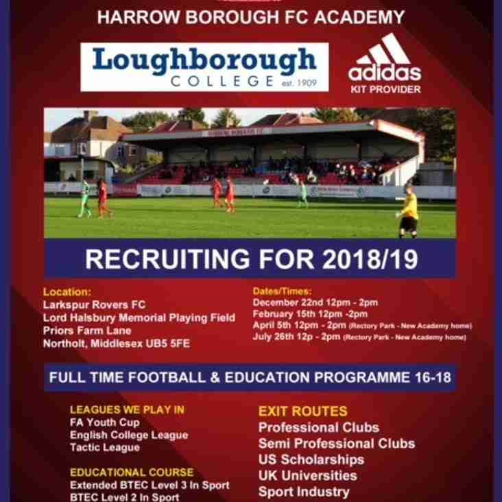 New Academy trial date announced