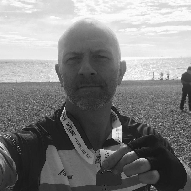 Boro Manager Cycles London to Brighton