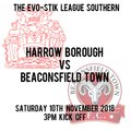 Harrow Borough vs. Beaconsfield Town