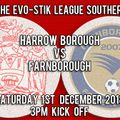 HARROW BORO 5 FARNBOROUGH 0