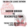 Harrow Borough vs. Beaconsfield Town