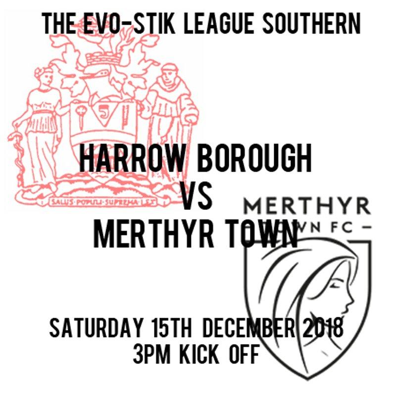 First Team beat Merthyr Town 3 - 0