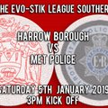 HARROW BORO 4 MET POLICE 3
