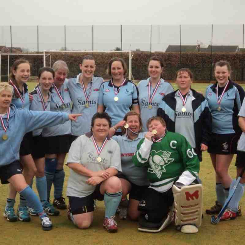 Ladies 3rds Cup Final