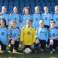 Little Eaton Ladies FC 1st Team beat Underwood Villa 5 - 2