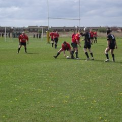 vs Westhoughton Lions 28.4.12