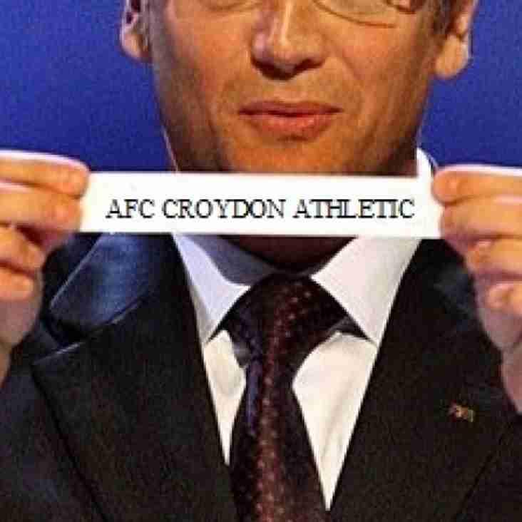 Football Association Announce Cup Draws
