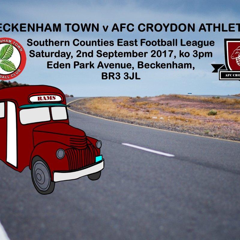 Preview - Beckenham Town