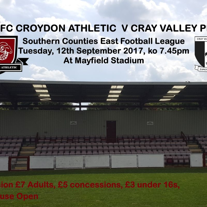 Preview - Cray Valley PM