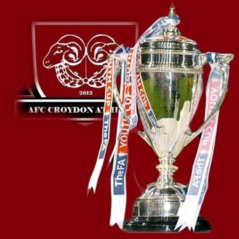 FA Youth Cup Action Sees All Croydon Affair