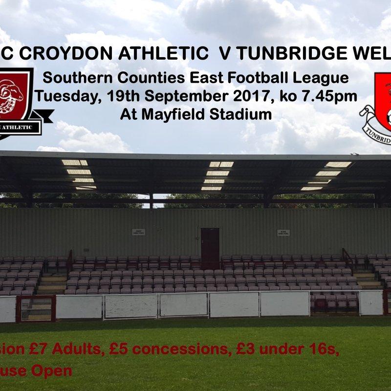 Preview - Tunbridge Wells