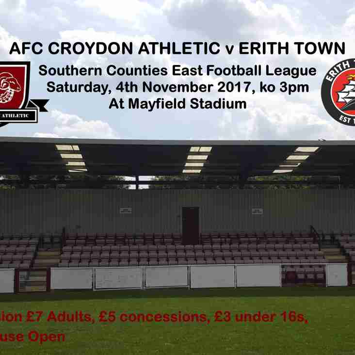 Preview - Erith Town