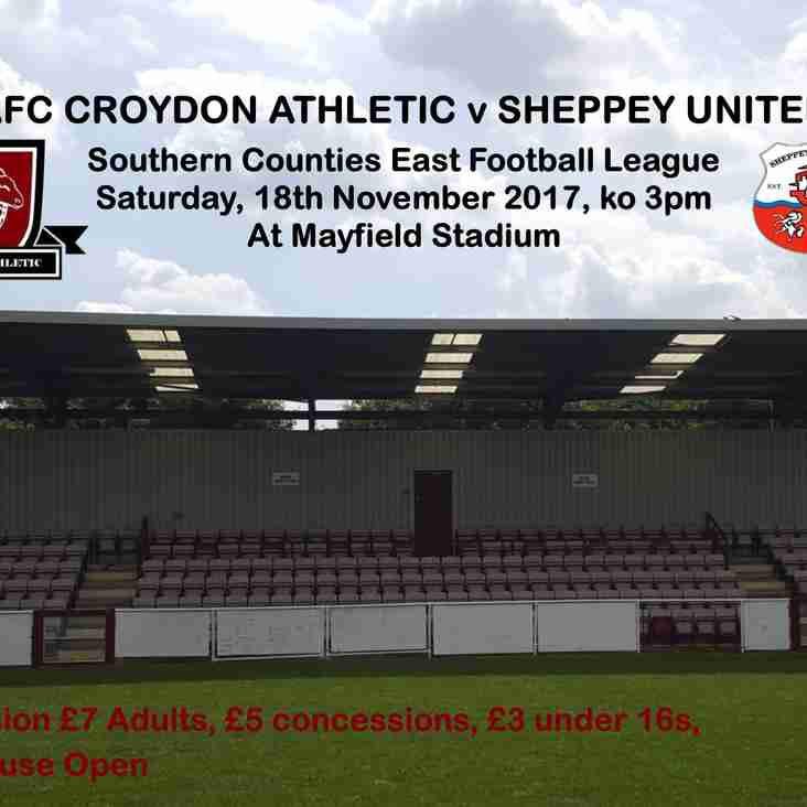 Preview - Sheppey United