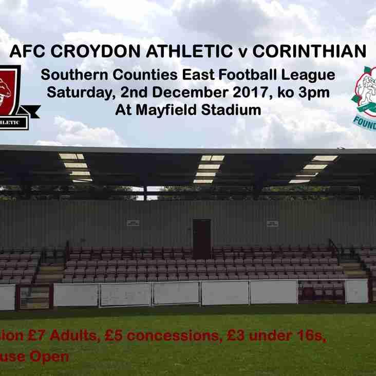 Preview - Corinthian FC