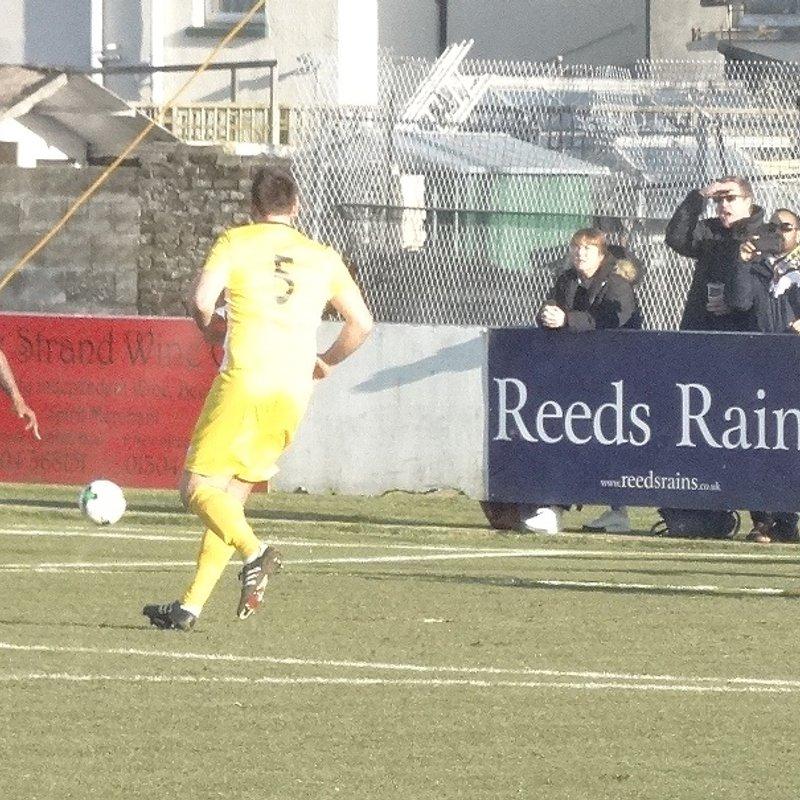 AFC Croydon Athletic lose to Canterbury City 5 - 0