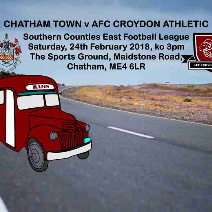 Preview - Chatham Town