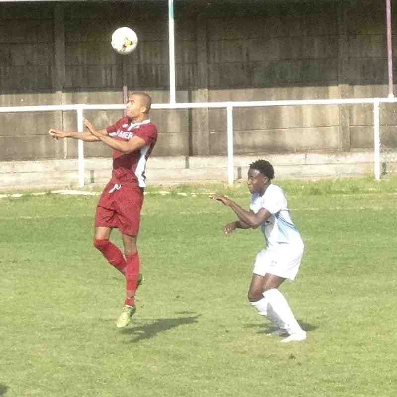 AFC Croydon 1 Hanworth 1