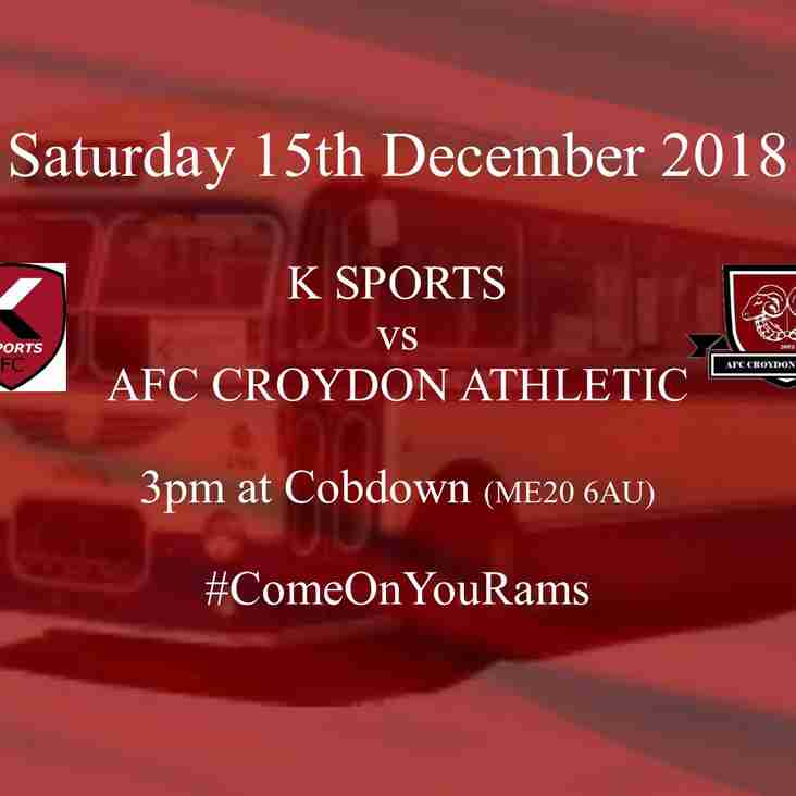 Rams Head to New Ground