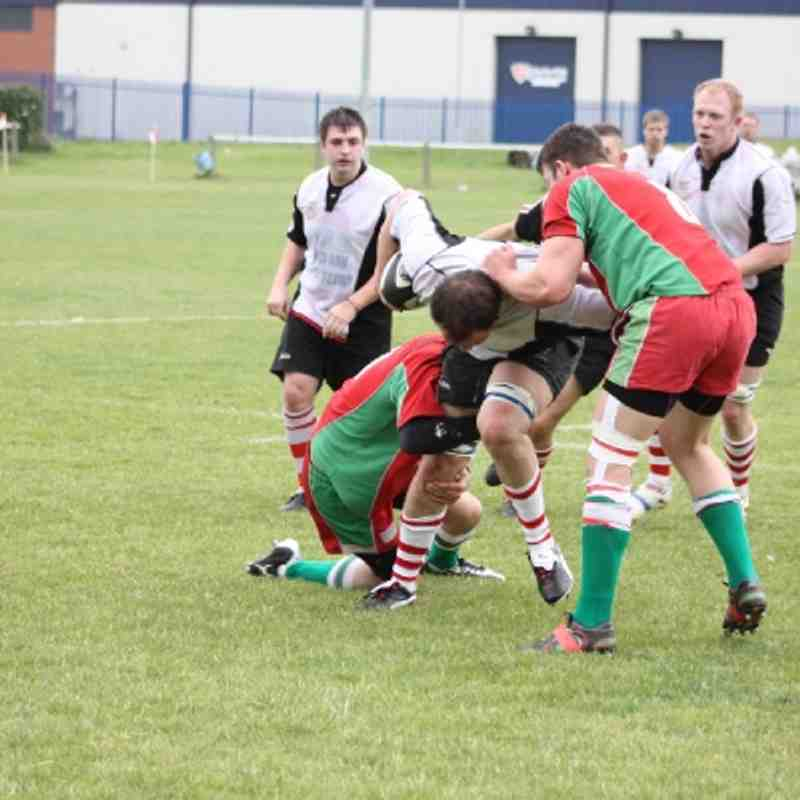 Cleckheaton Kestrels v Keighley 2nds. 03 Sept 2011