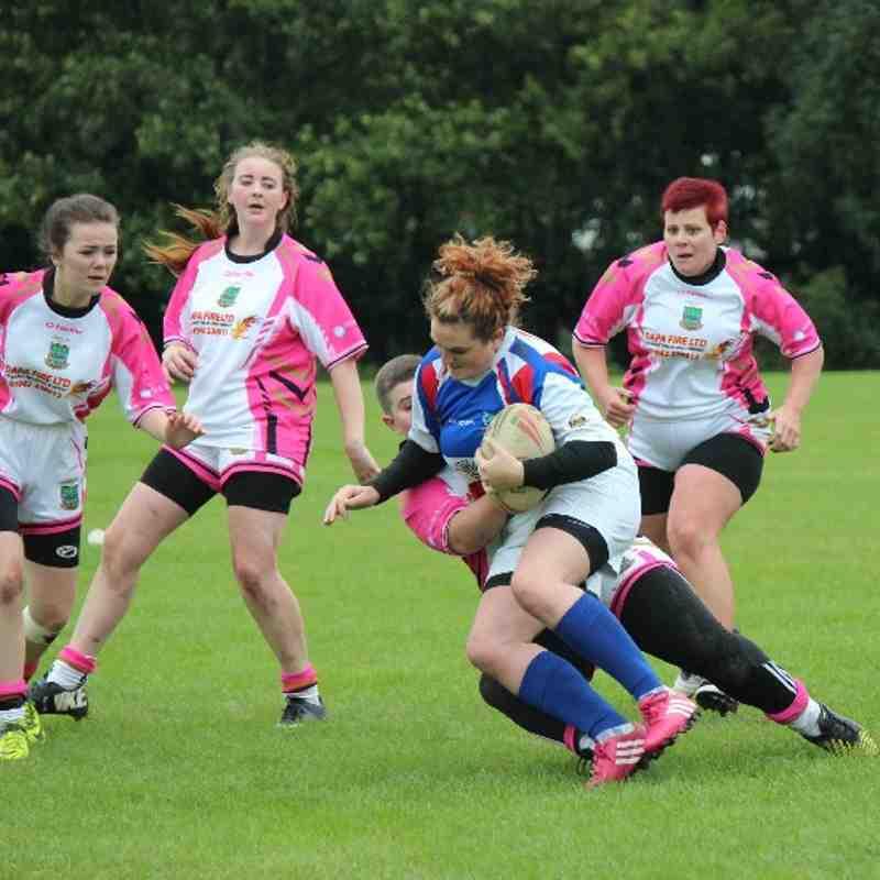 Womens Open Age v Rochdale 25/8/14