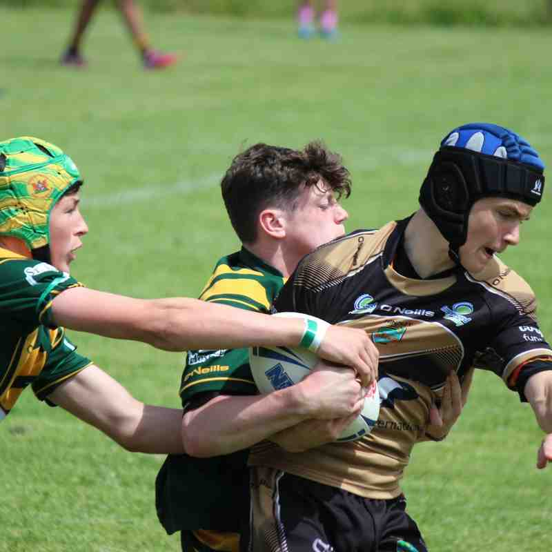 U15s v Woolston Rovers - NWC Final 5/7/15