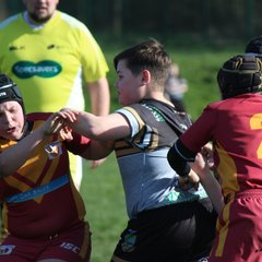 U12s v Latchford Giants 26-3-17