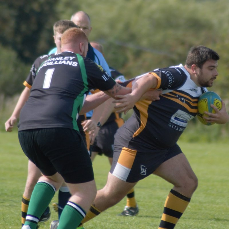 Leeds progress in cup with victory at Hessle 13-3