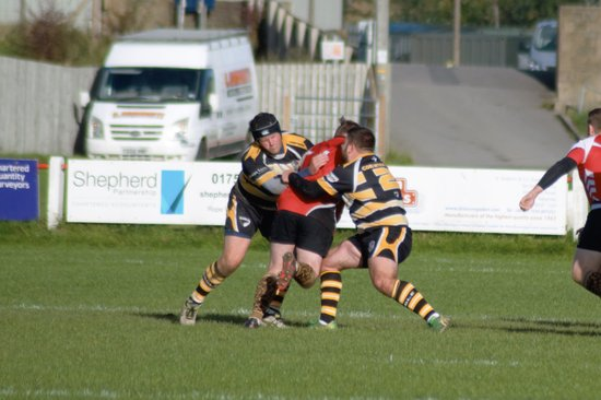 Yorkshire Vase against Skipton