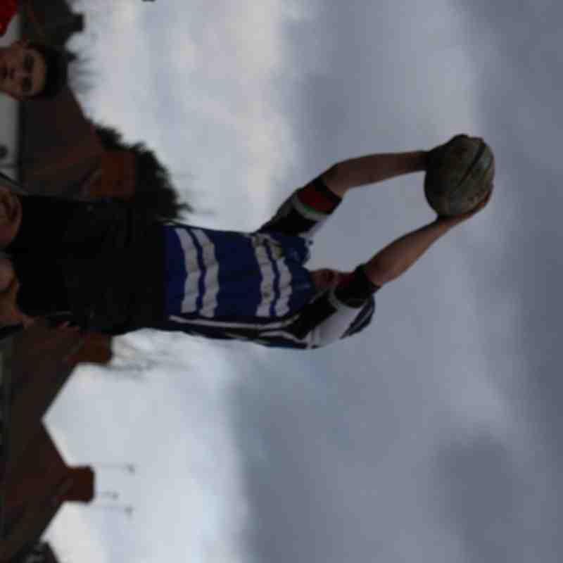 U16's vs Stockwood Park Feb 2016