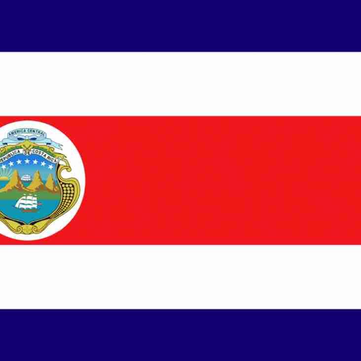 Costa Rica Tour Labour Day 2015