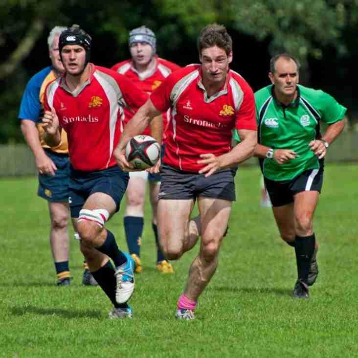 Gordonians do battle with city rivals Aberdeenshire