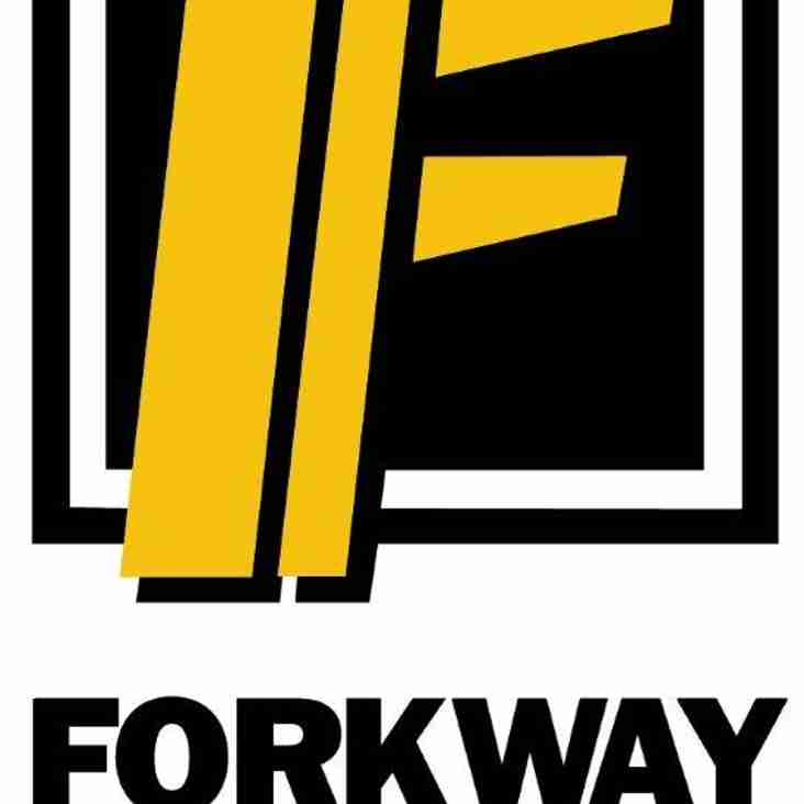 Forkway Group sponsors  club Race night