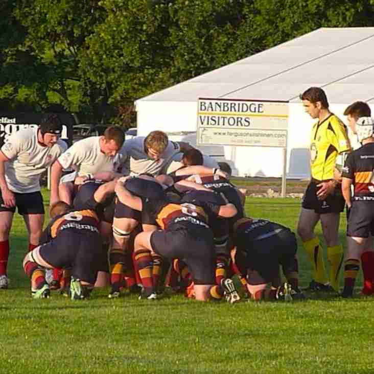 Malone win opening Ulster League game against Banbridge