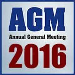 Malone AGM - Wednesday 15 June 2016 at 8.00pm