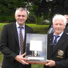 The Des Merrey Trophy returns to Gibson Park
