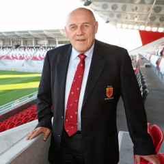 The Ulster Branch President - John McKibben