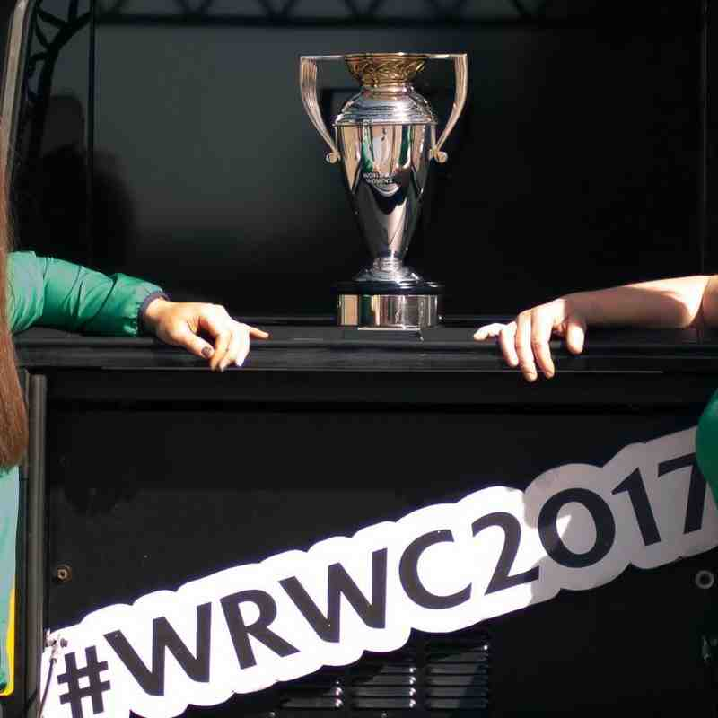 Womens Rugby Wold Cup visits Malone