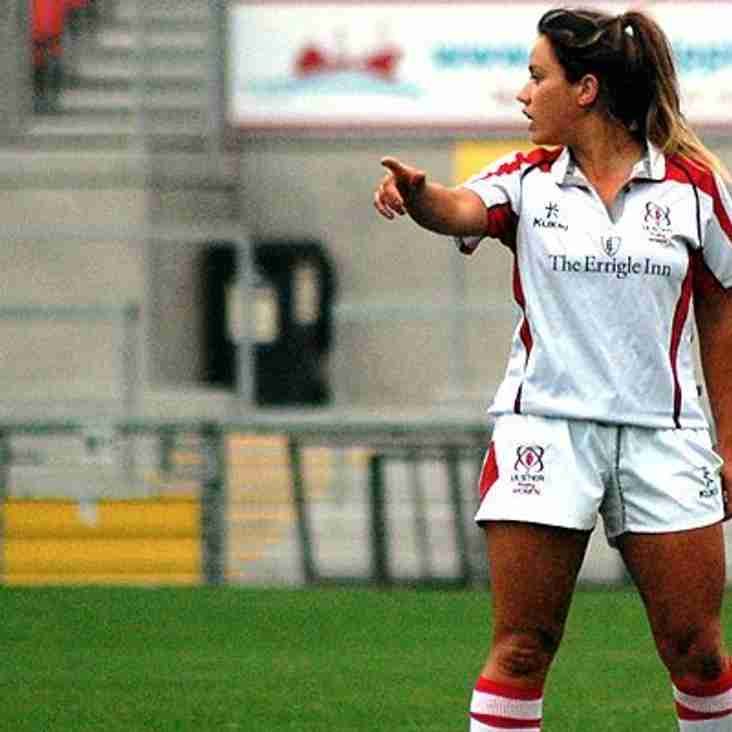 Ulster Womens Select XV contains 3 Malone players